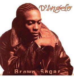 New Vinyl D'Angelo - Brown Sugar (Deluxe, Colored) 2LP