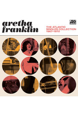 New Vinyl Aretha Franklin - The Atlantic Singles Collection 1967-1970 2LP