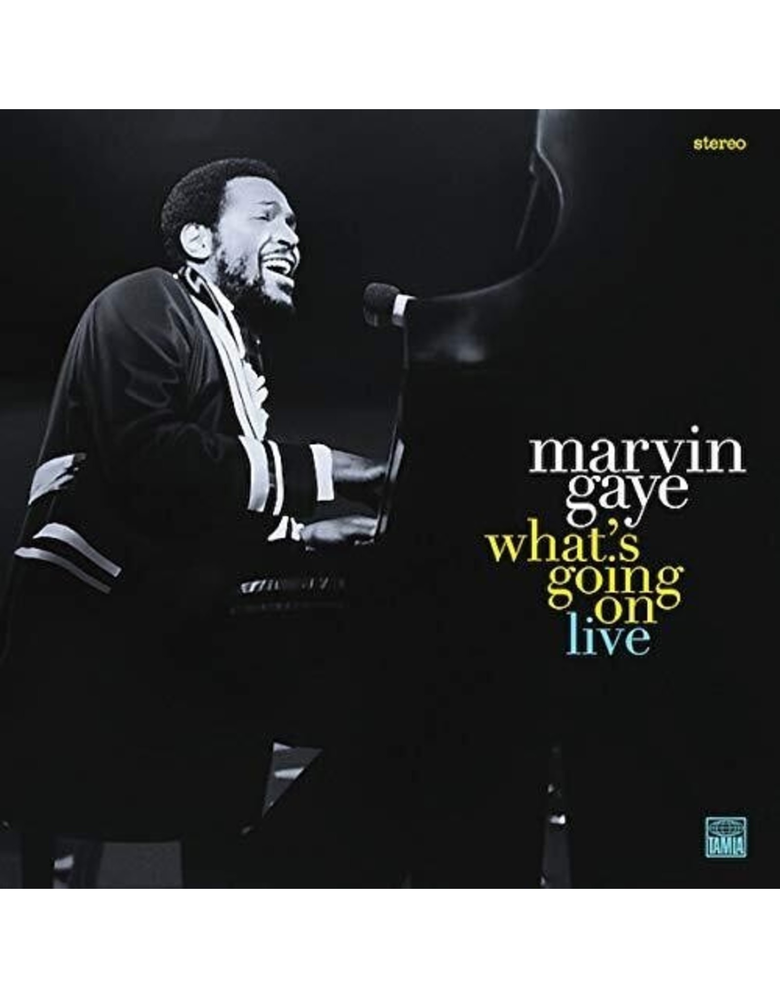 New Vinyl Marvin Gaye - What's Going On (Live) 2LP