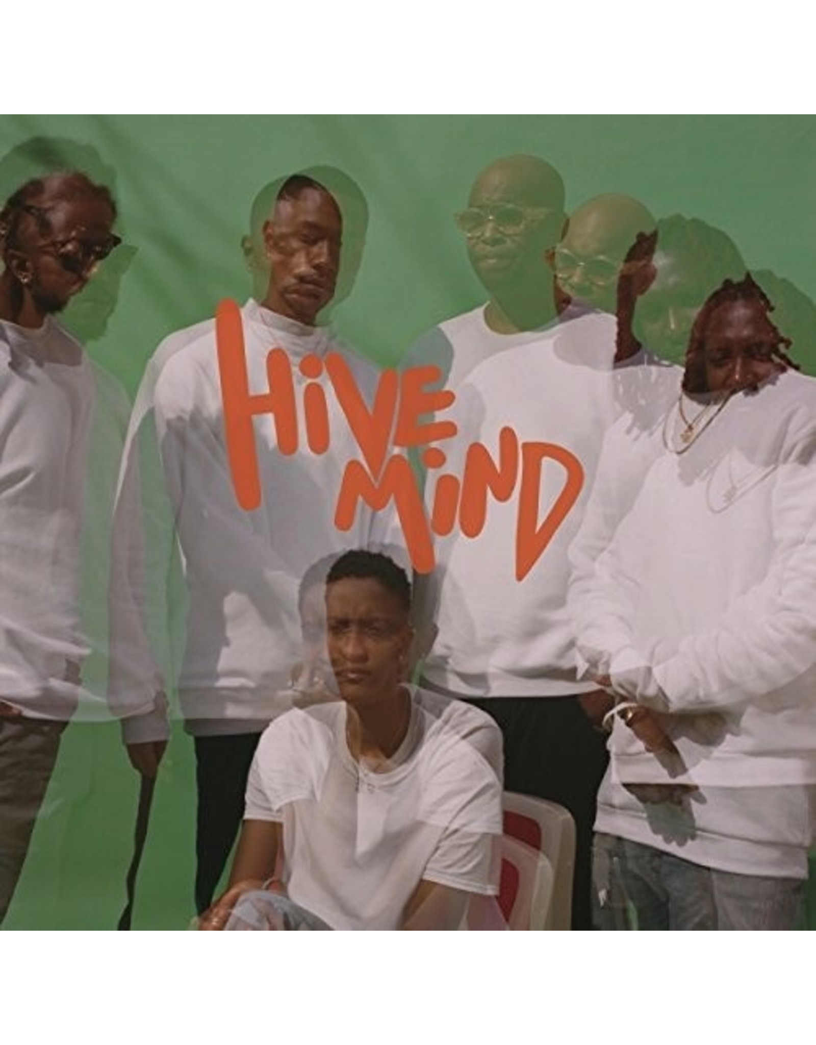 New Vinyl The Internet - Hive Mind 2LP