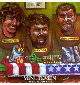 New Vinyl Minutemen - 3-Way Tie (For Last) LP