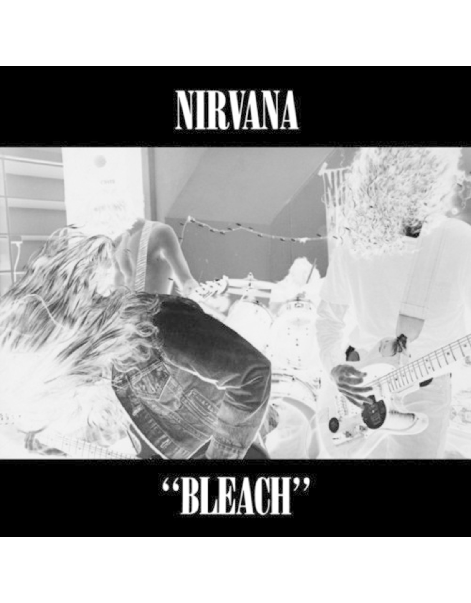 New Vinyl Nirvana - Bleach LP