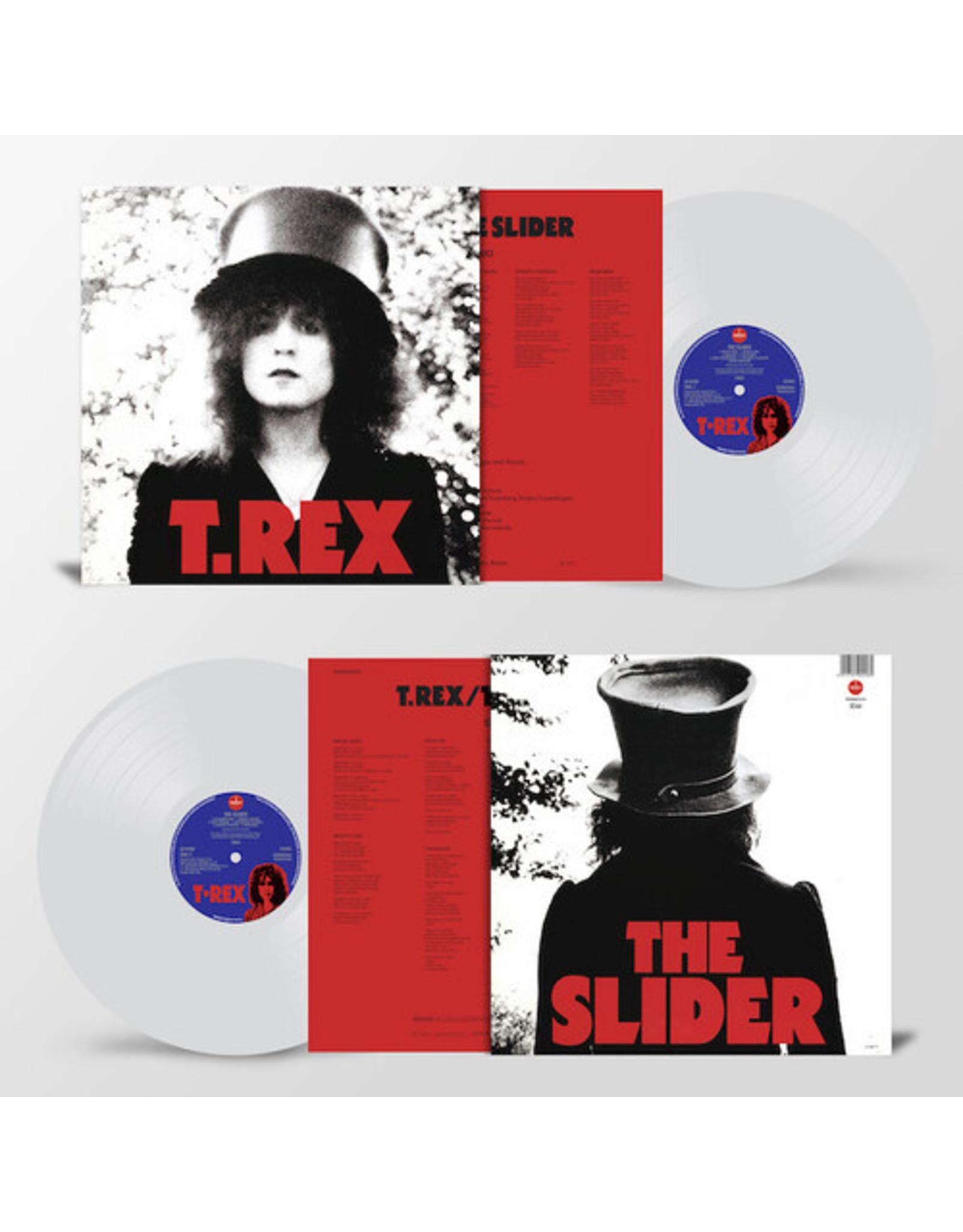 New Vinyl T. Rex - Slider (Clear) LP