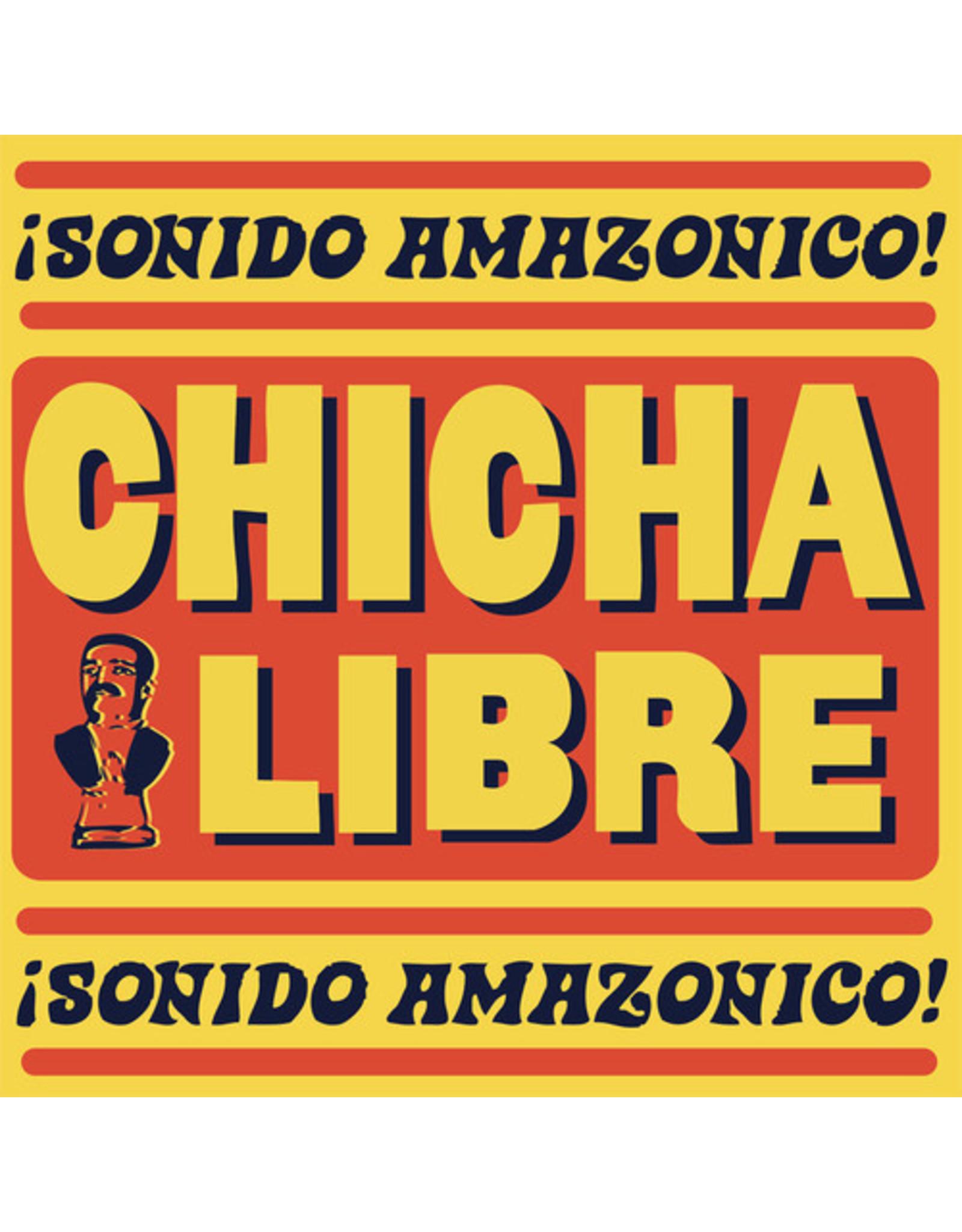New Vinyl Chicha Libre - Sonido Amozonico 2LP