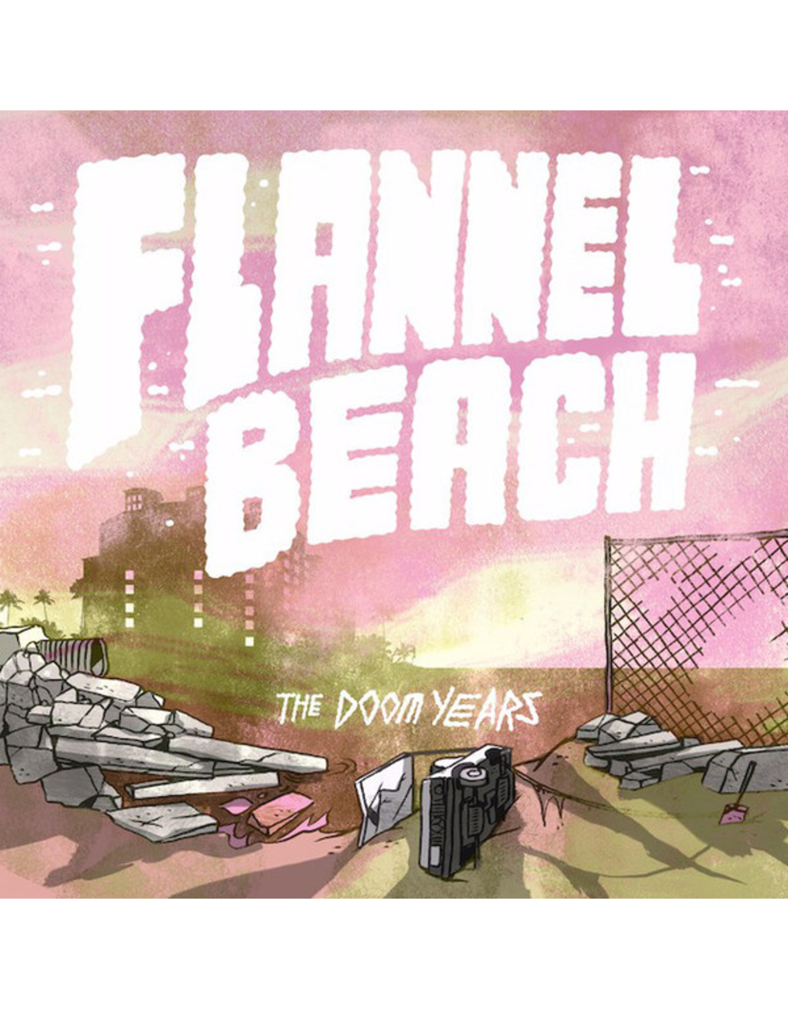 New Vinyl Various - Flannel Beach: The Doom Years LP