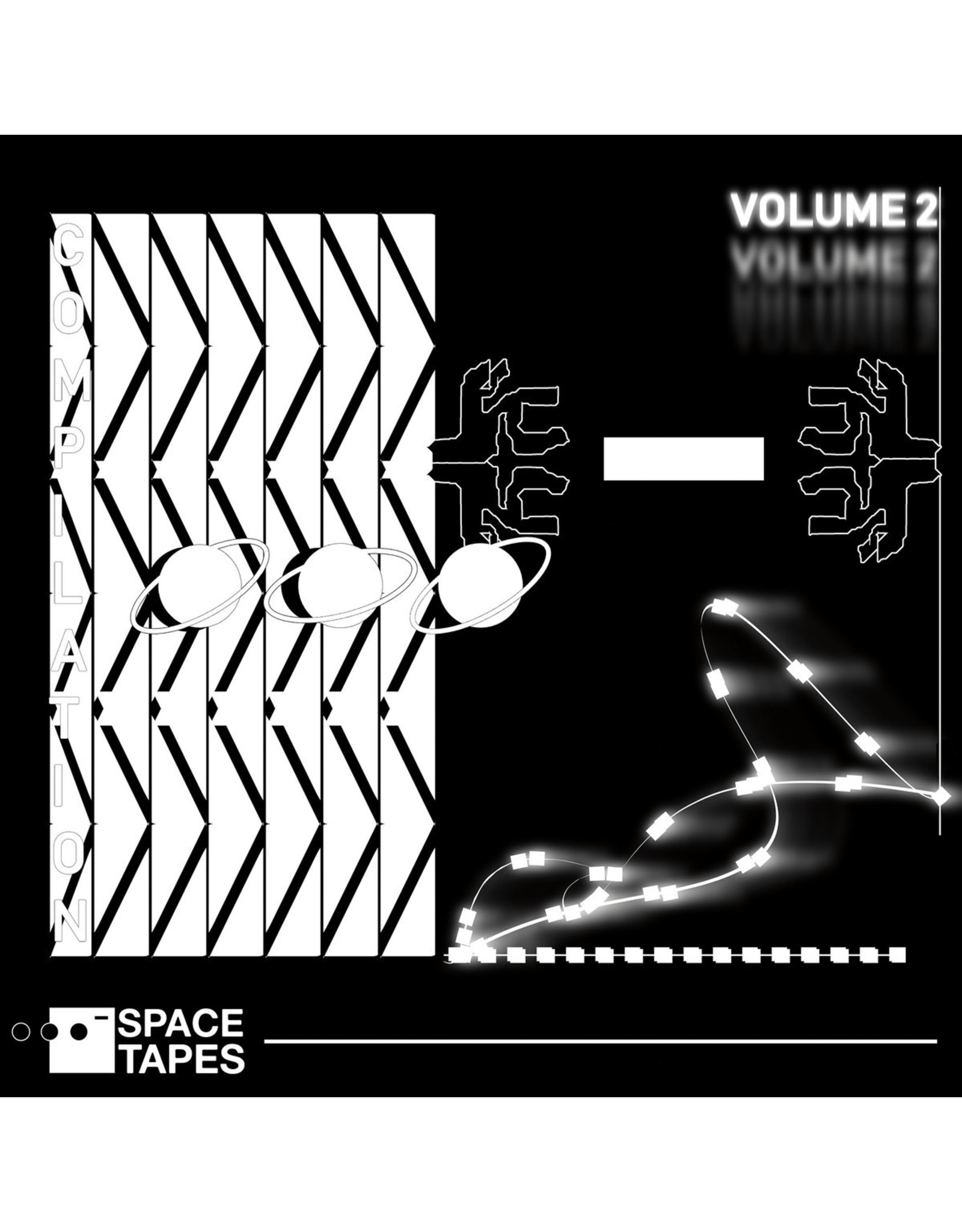 New Vinyl Various - Space Tapes Vol. 2 LP