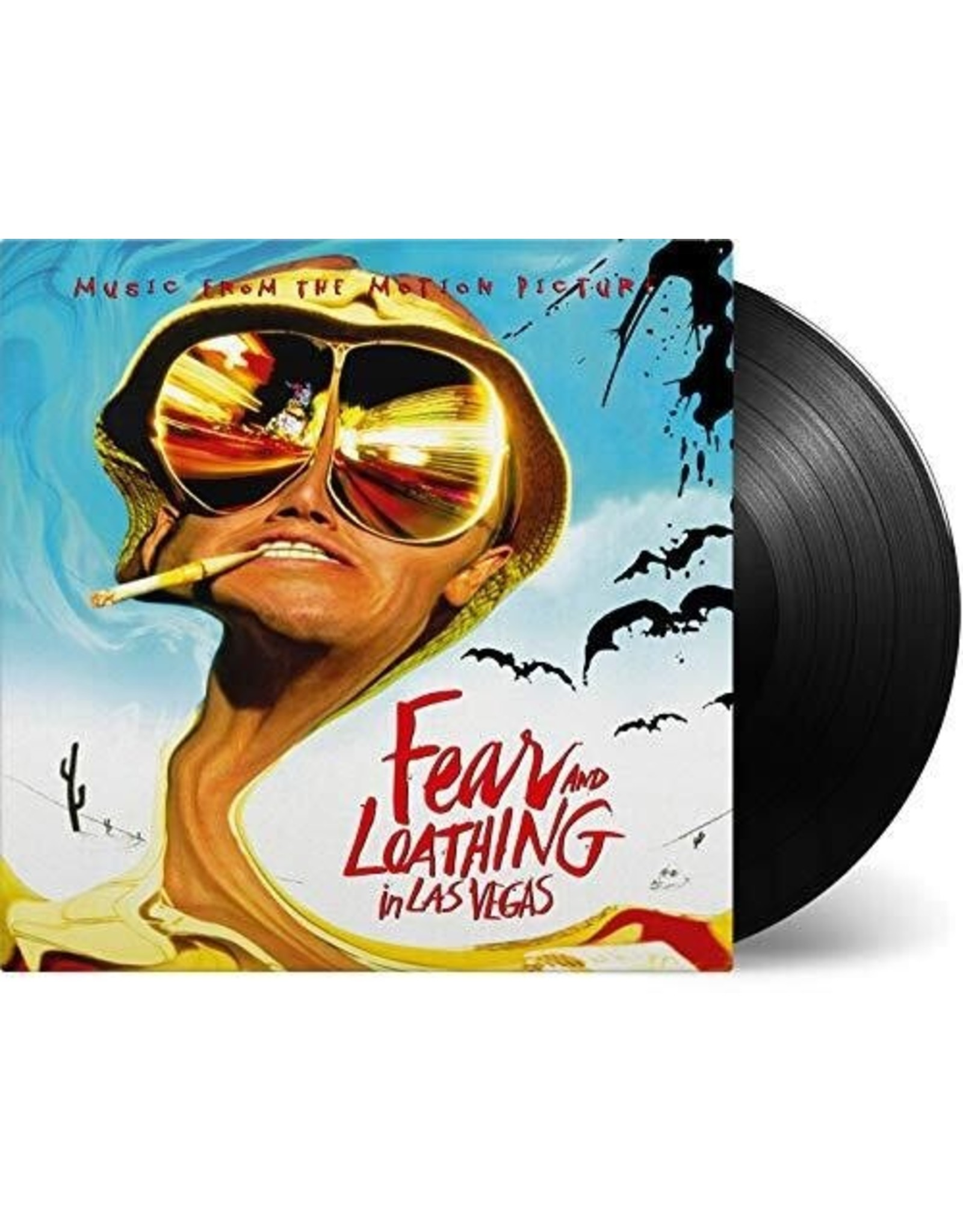 New Vinyl Various - Fear And Loathing In Las Vegas OST 2LP