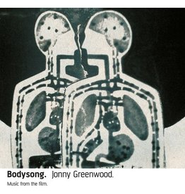 New Vinyl Johnny Greenwood - Bodysong OST LP