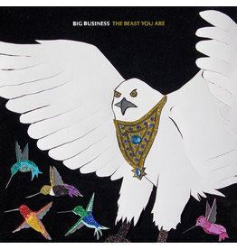 New Vinyl Big Business - The Beast You Are LP