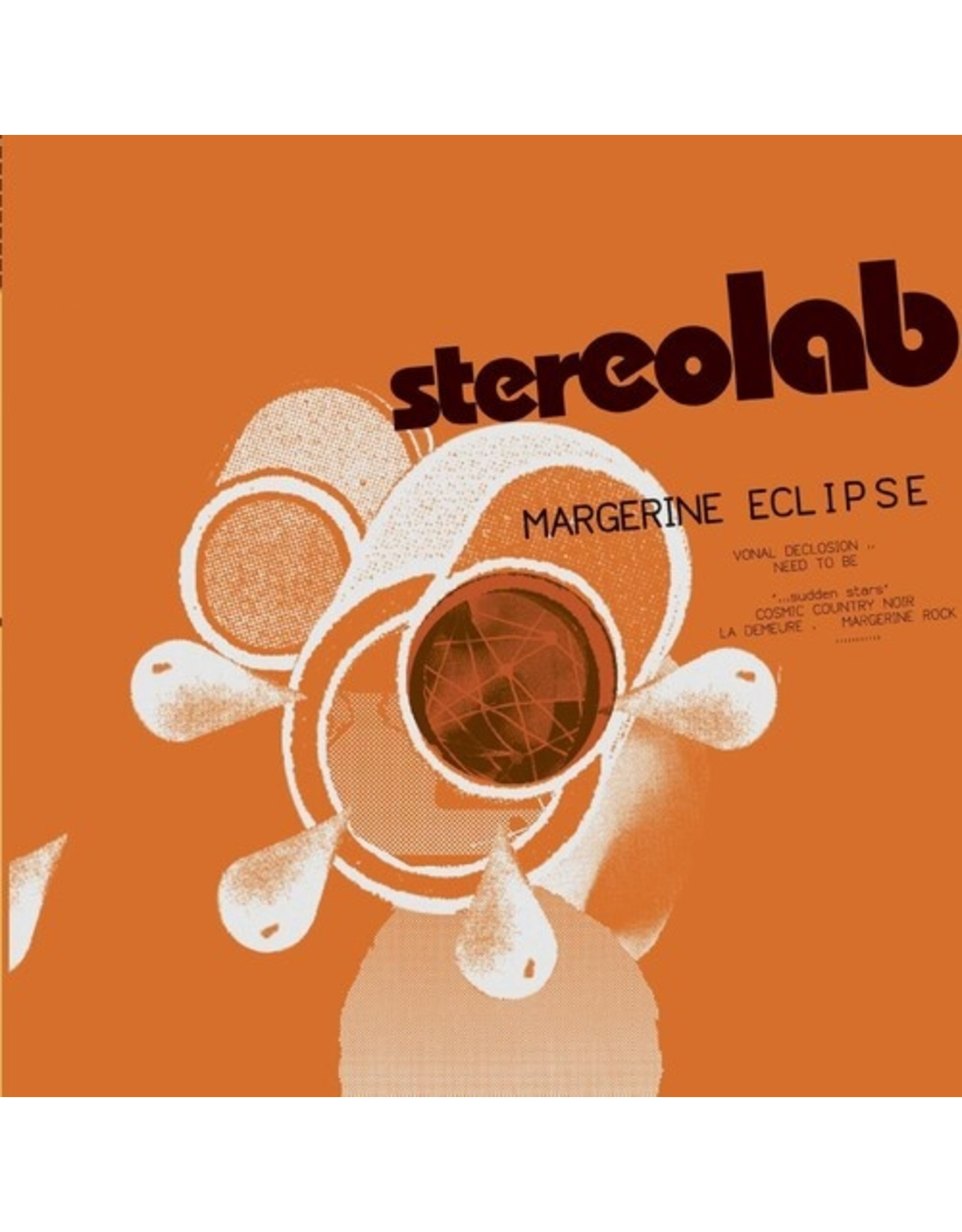 New Vinyl Stereolab - Margerine Eclipse (Expanded) 3LP