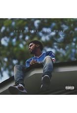 New Vinyl J. Cole - 2014 Forest Hills Drive 2LP