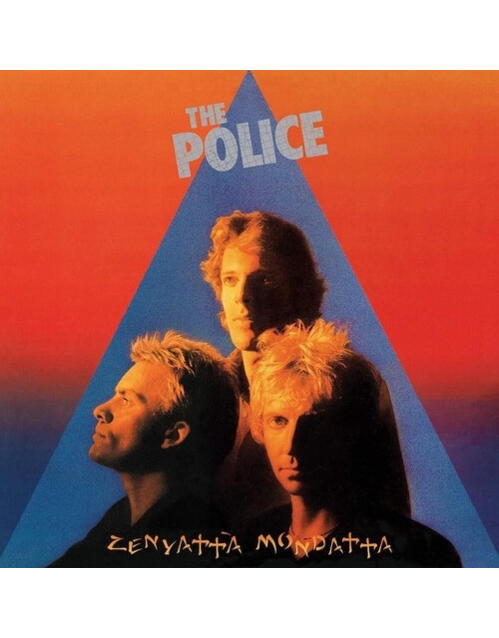New Vinyl The Police - Zenyatta Mondatta LP