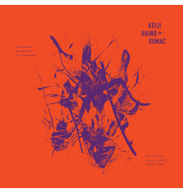New Vinyl Keiji Haino + Sumac - Even For Just The Briefest Moment 2LP