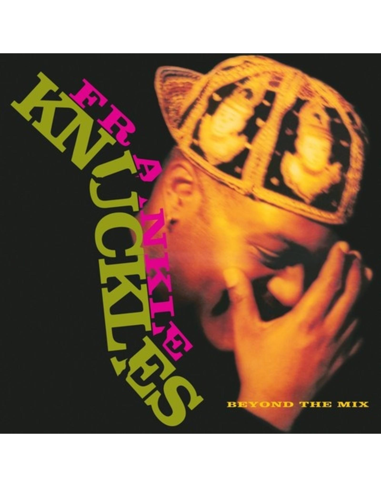 New Vinyl Frankie Knuckles - Beyond The Mix LP