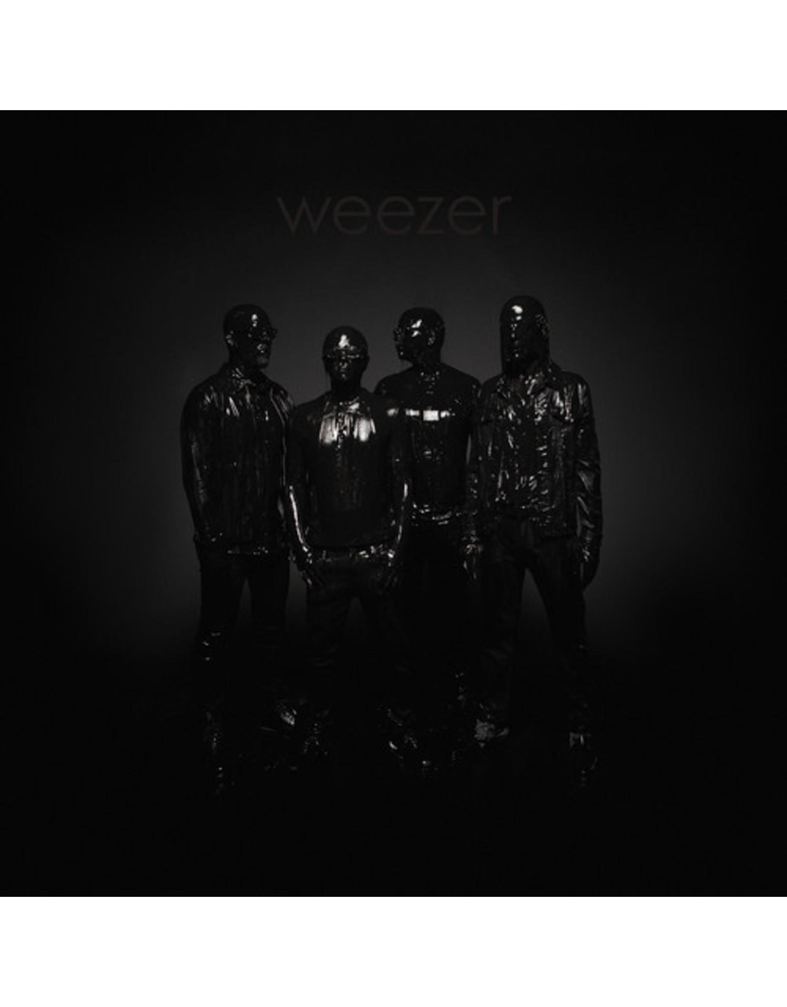 New Vinyl Weezer - Black Album LP