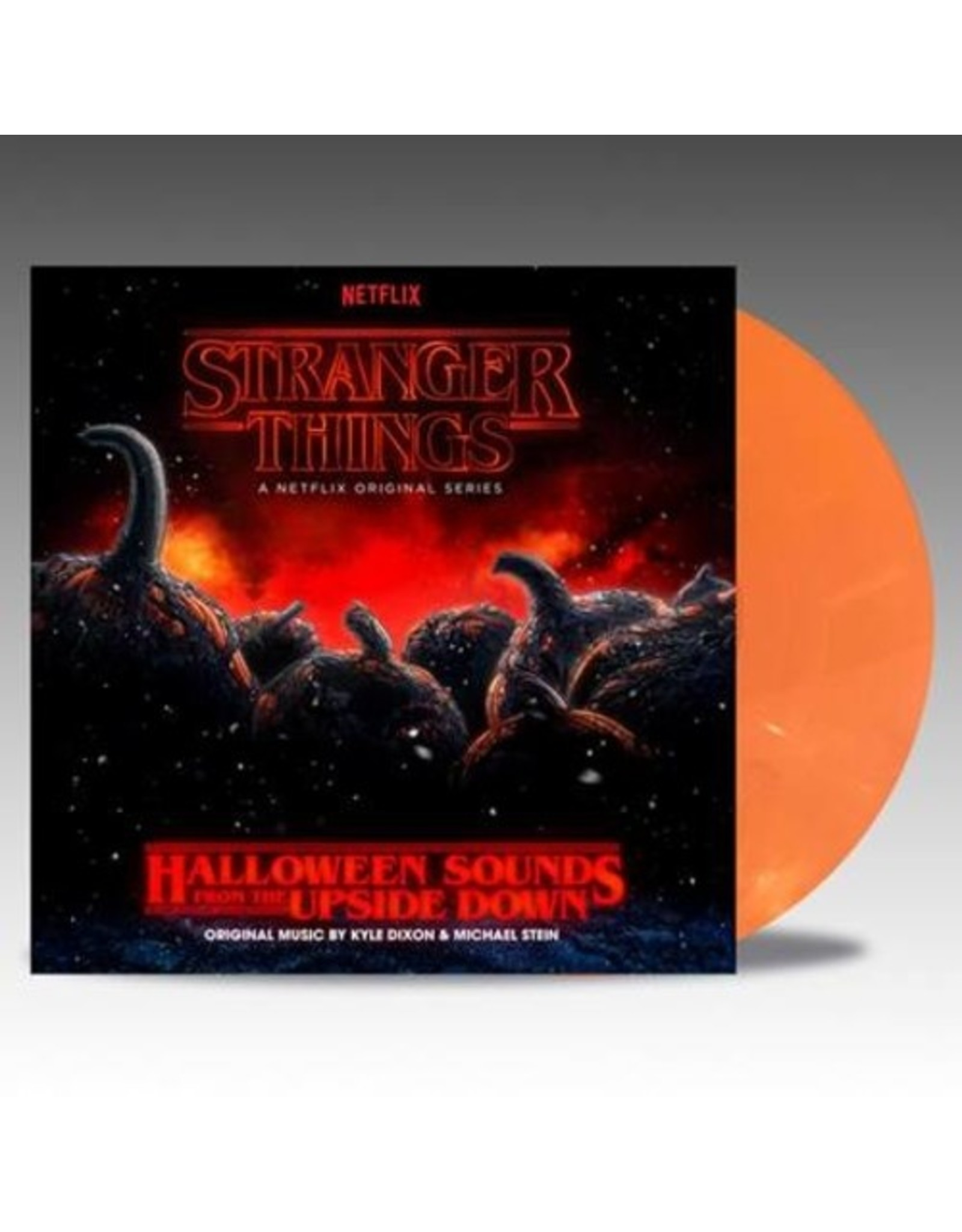 New Vinyl Kyle Dixon & Michael Stein - Stranger Things: Halloween Sounds From The Upside Down (Colored) LP