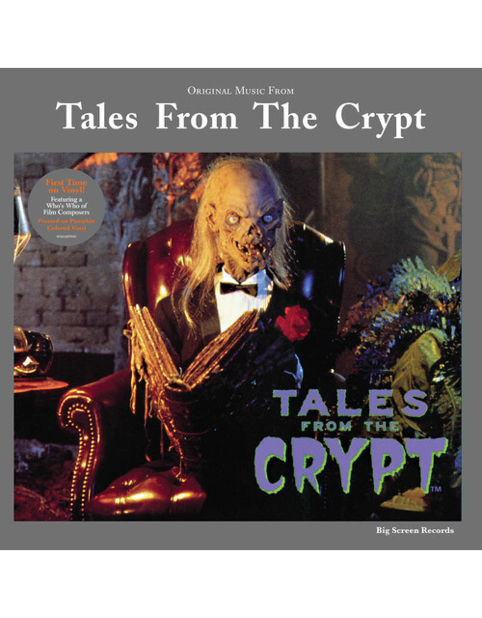New Vinyl Various - Tales From The Crypt OST LP