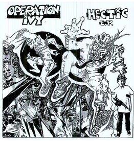 "New Vinyl Operation Ivy - Hectic EP 12"""