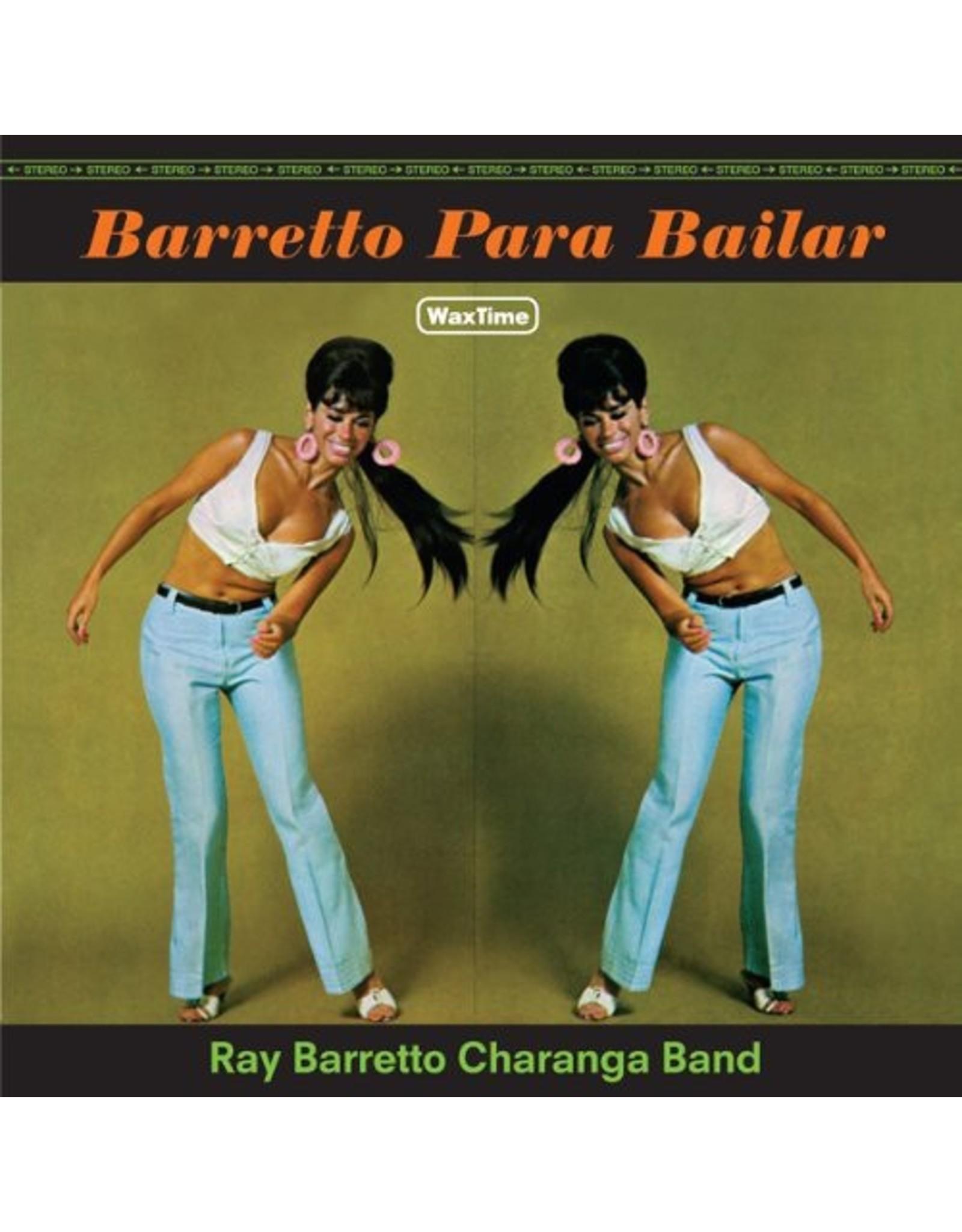 New Vinyl Ray Barretto Charanga Band - Barretto Para Bailar LP