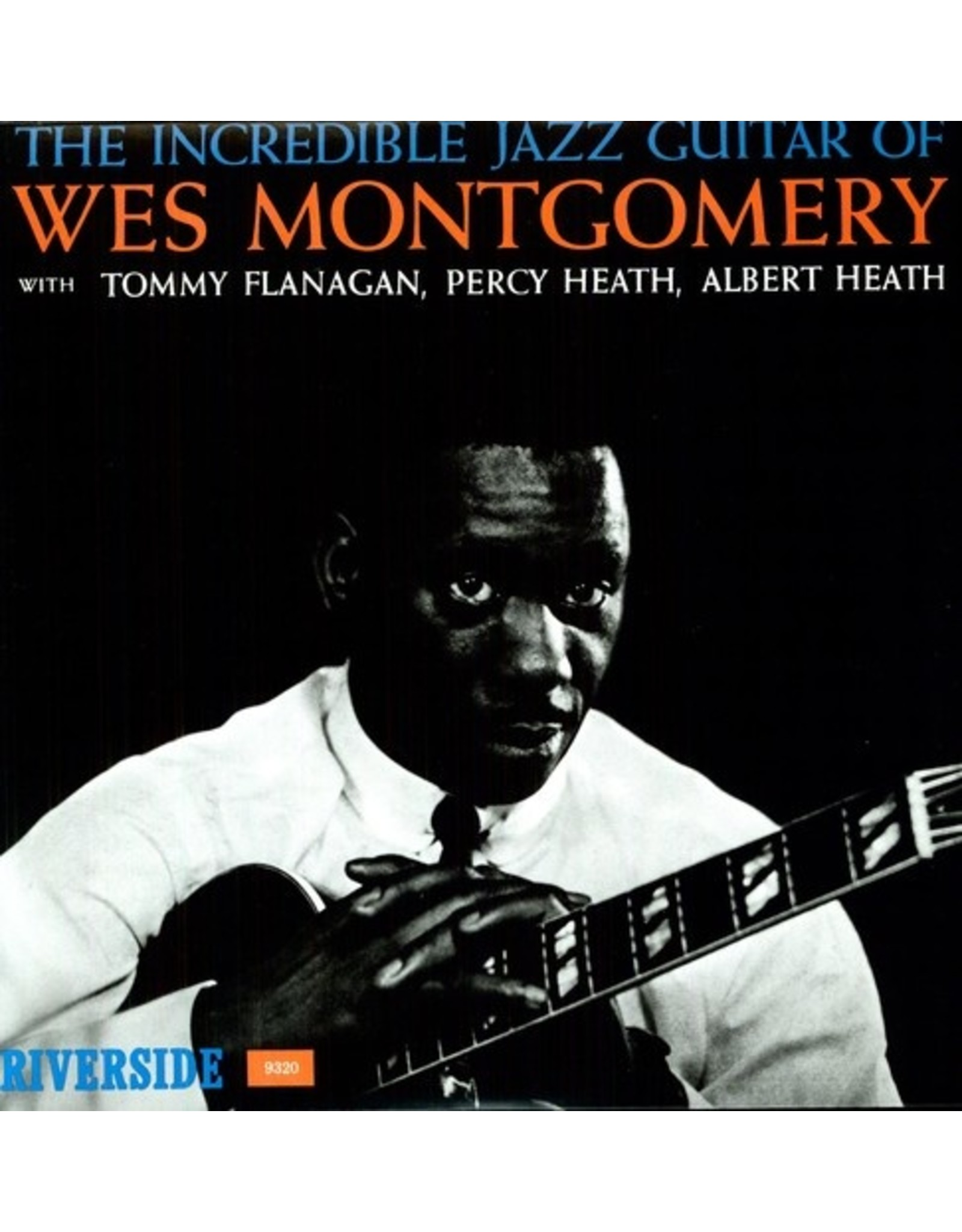 New Vinyl Wes Montgomery - The Incredible Jazz Guitar Of Wes Montgomery LP