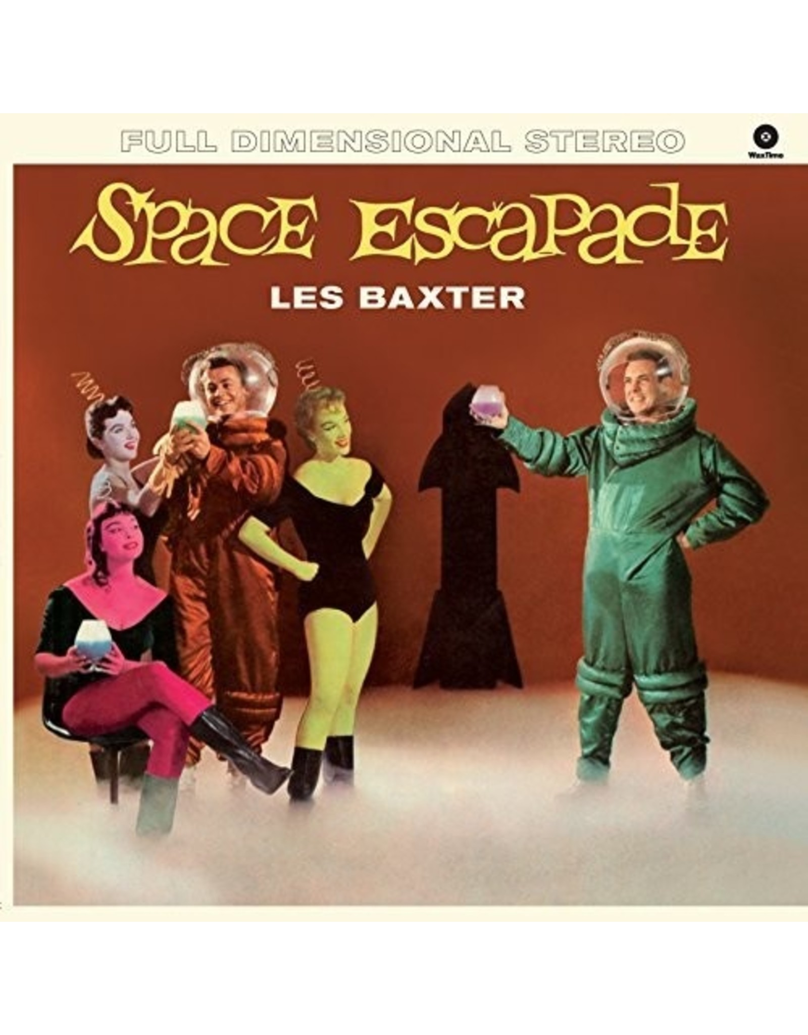 New Vinyl Les Baxter - Space Escapade LP