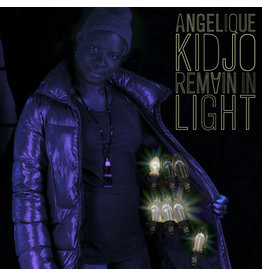 New Vinyl Angelique Kidjo - Remain In Light LP