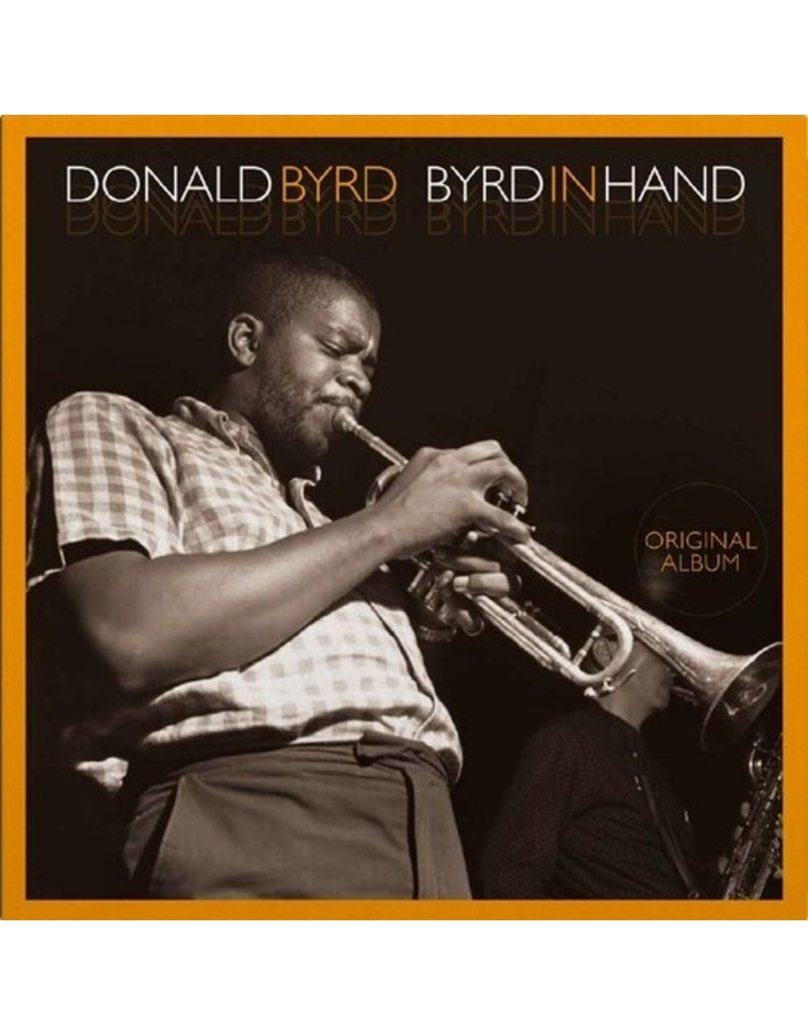 New Vinyl Donald Byrd - Byrd In Hand LP