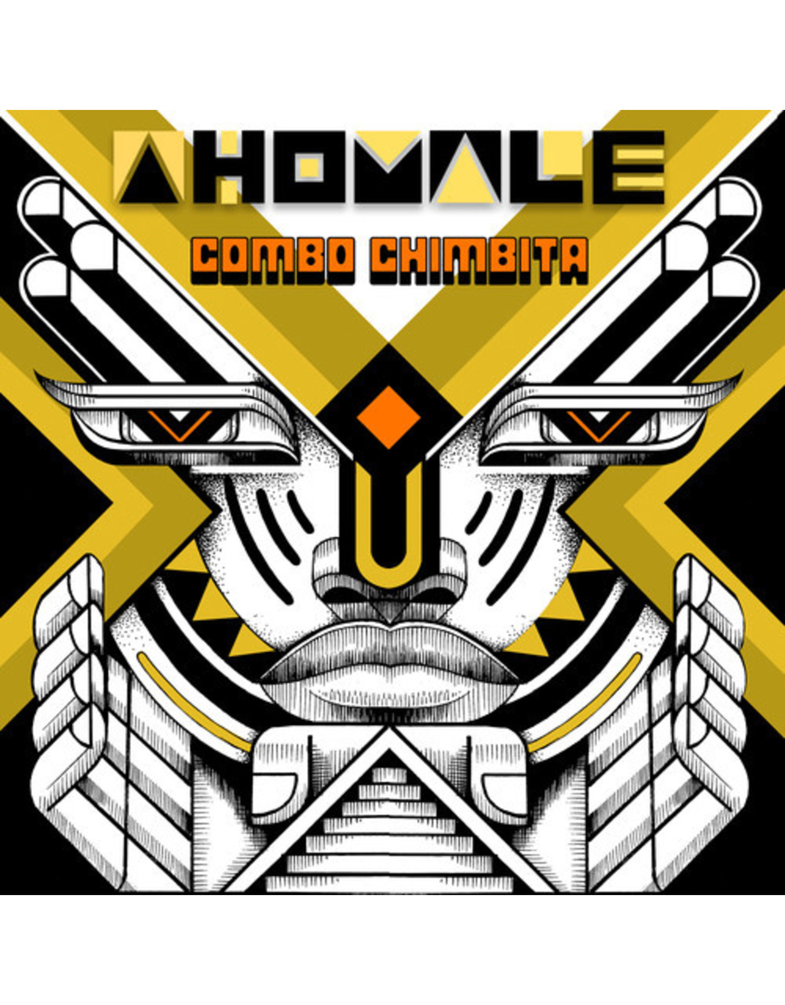 New Vinyl Combo Chimbita - Ahomale LP