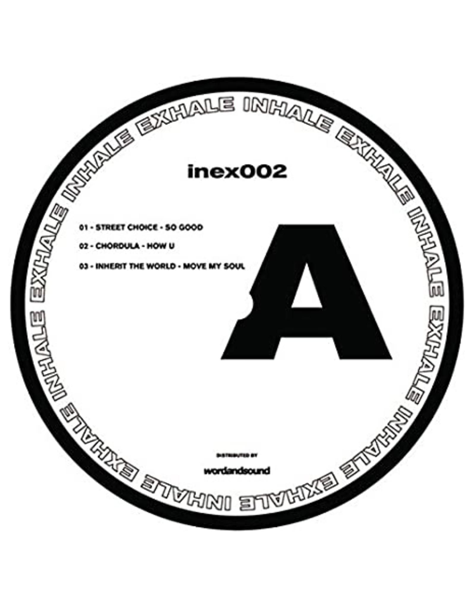 """New Vinyl Various - INEX EP02 12"""""""