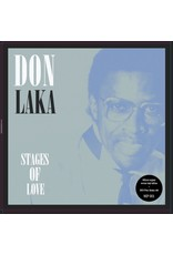 """New Vinyl Don Laka - Stages Of Love 12"""""""