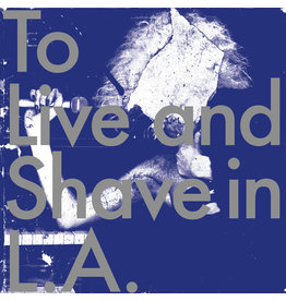 New Vinyl To Live And Shave In L.A. - Spatters Of A Royal Sperm LP