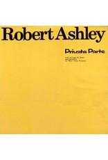 New Vinyl Robert Ashley - Private Parts LP