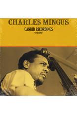 New Vinyl Charles Mingus - Candid Recordings LP