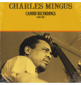 New Vinyl Charles Mingus - Candid Recordings LP