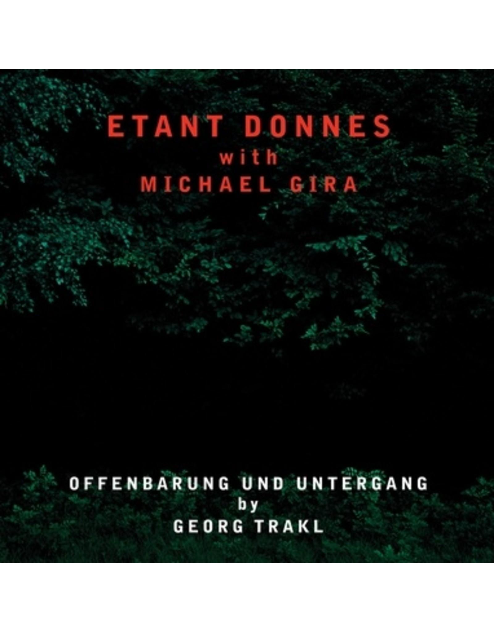 New Vinyl Etant Donnes With Michael Gira - Offenbarung Und Untergang LP