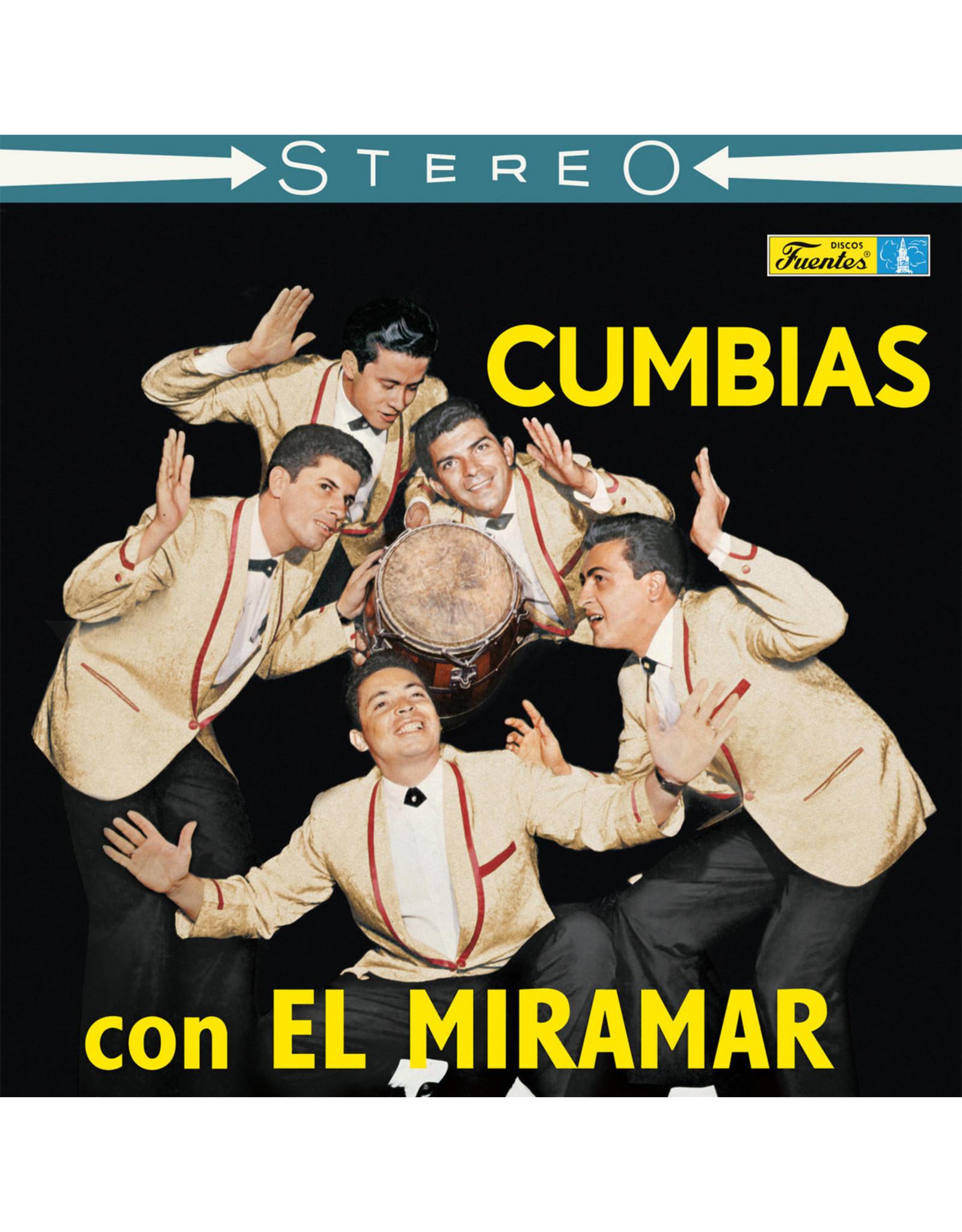 New Vinyl Conjunto Miramar - Cumbias Con El Miramar LP