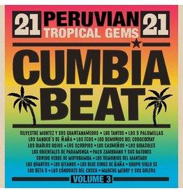 New Vinyl Various - Cumbia Beat Vol. 3 2LP