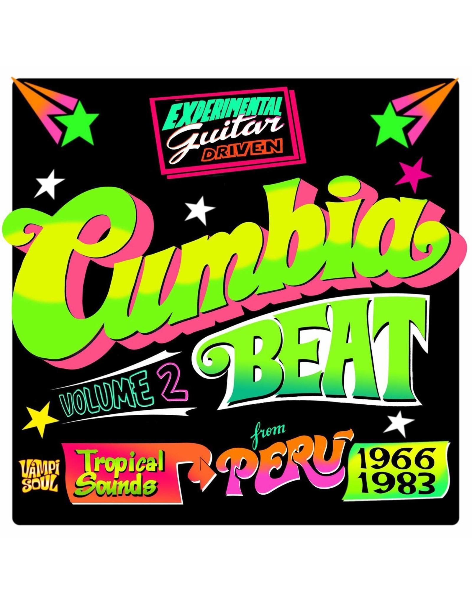 New Vinyl Various - Cumbia Beat Vol. 2 2LP