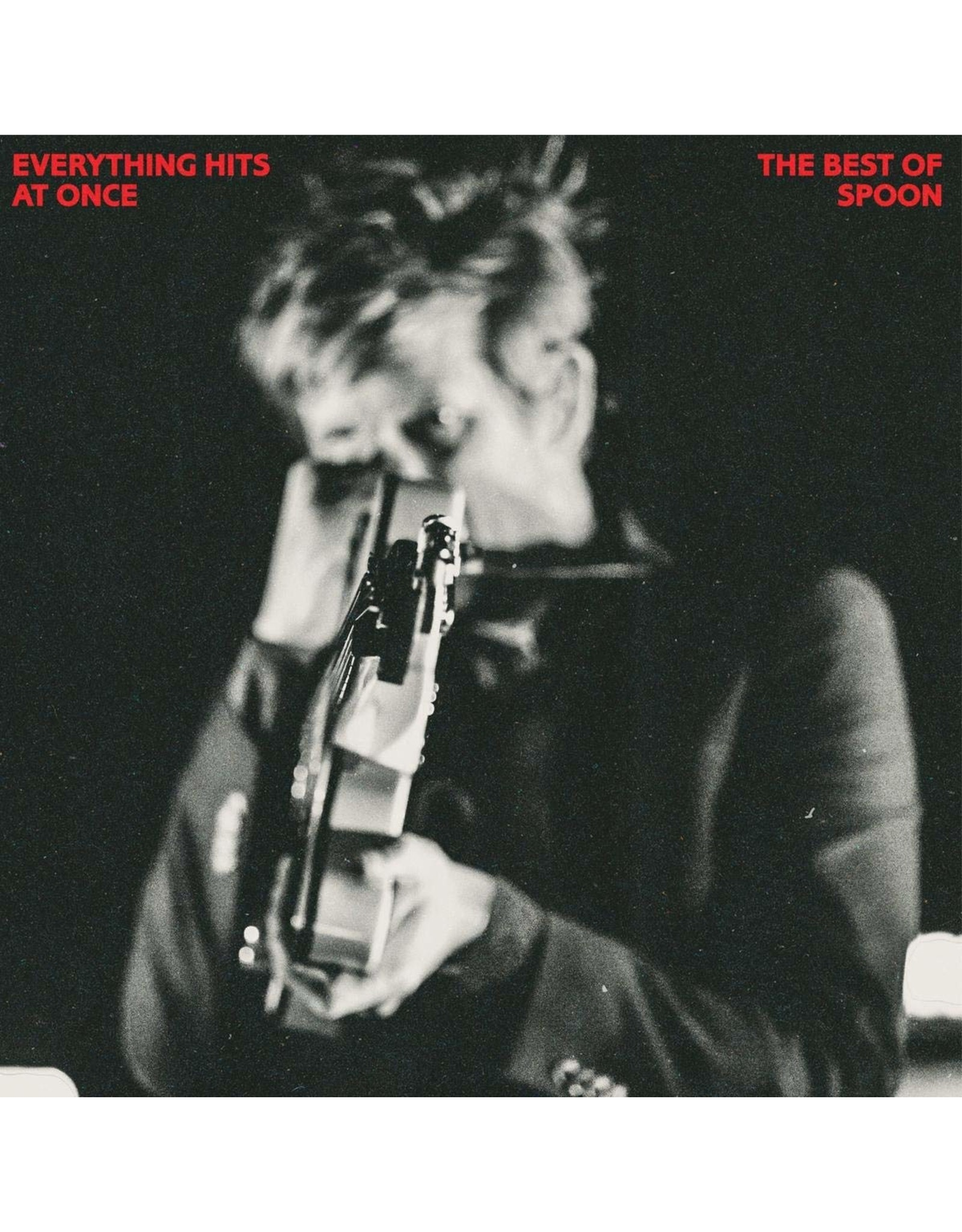 New Vinyl Spoon - Everything Hits At Once: The Best Of Spoon LP