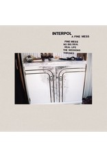 "New Vinyl Interpol - A Fine Mess EP 12"""