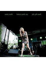 New Vinyl Sonic Youth - Battery Park, NYC July 4th 2008 LP
