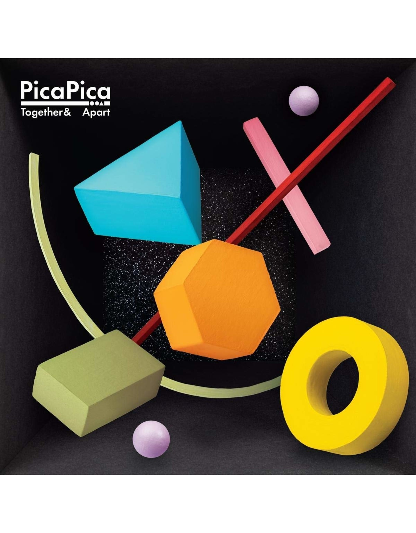 New Vinyl Pica Pica - Together & Apart LP