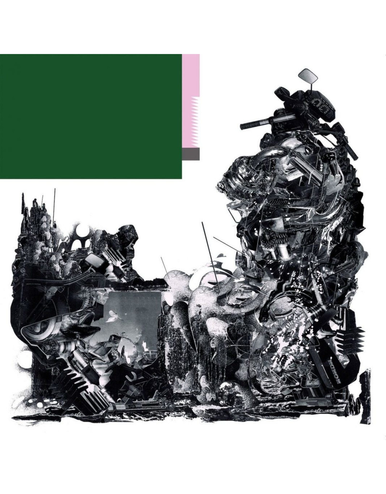 New Vinyl Black Midi - Schlagenheim LP