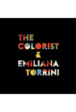 New Vinyl The Colorist & Emiliana Torrini - S/T LP