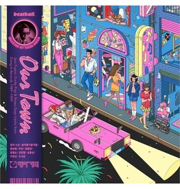 New Vinyl Various - Our Town: Jazz Fusion Funky Pop & Bossa Gayo Tracks From Dong-A Records (Colored) LP