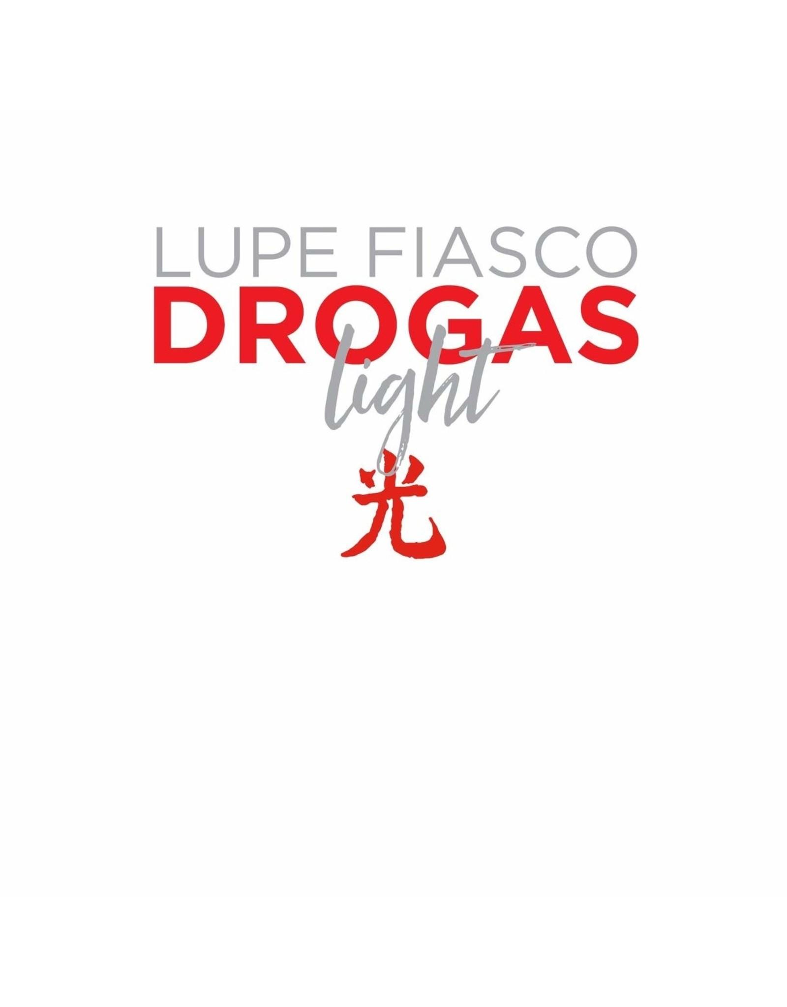 New Vinyl Lupe Fiasco - Drogas Light 2LP