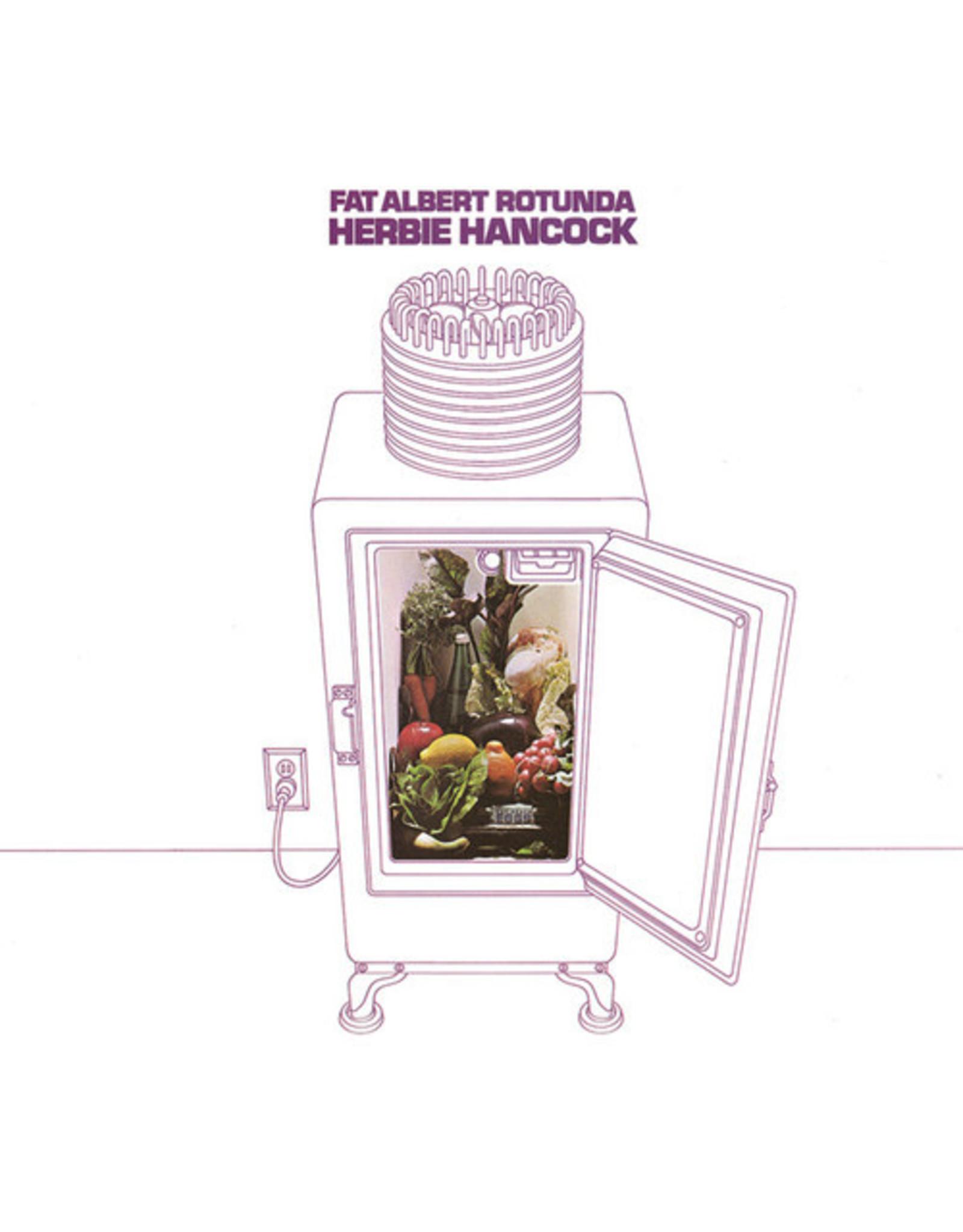New Vinyl Herbie Hancock - Fat Albert Rotunda LP