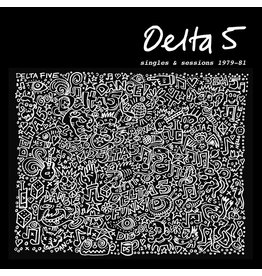 New Vinyl Delta 5 - Singles & Sessions 1979-1981 LP