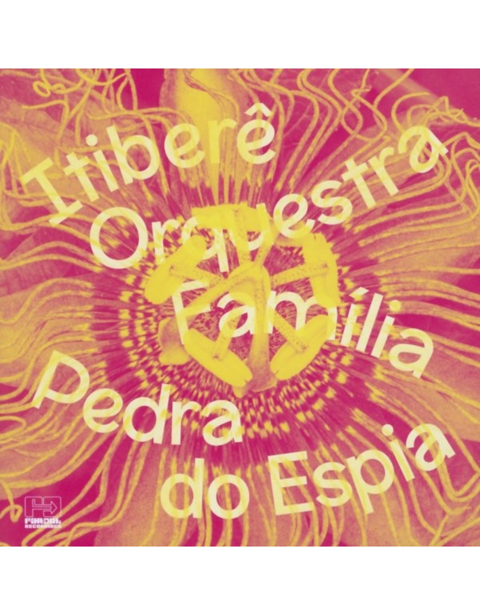 New Vinyl Itibere Orquestra Familia - Pedra Do Espia LP