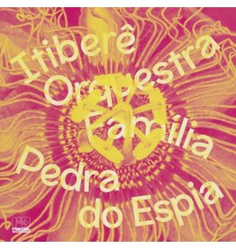 New Vinyl Itibere Orquestra Familia - Pedra Do Espia LP